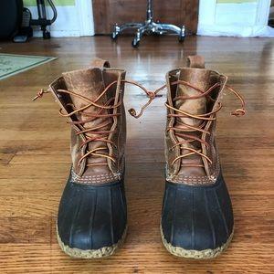 LL Bean Thinsulate/Goretex Boots size 8